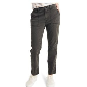 """Madewell """"stovepipe"""" pants"""